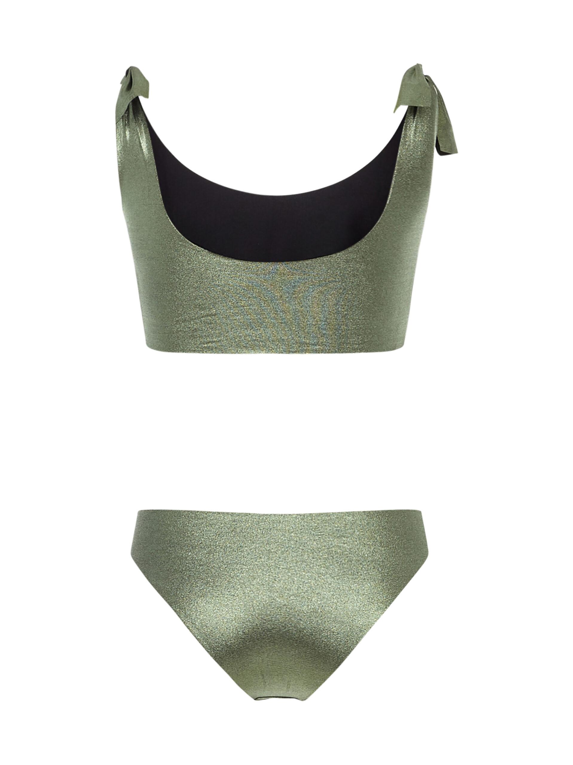 Knotting Bay Bikini_Green2