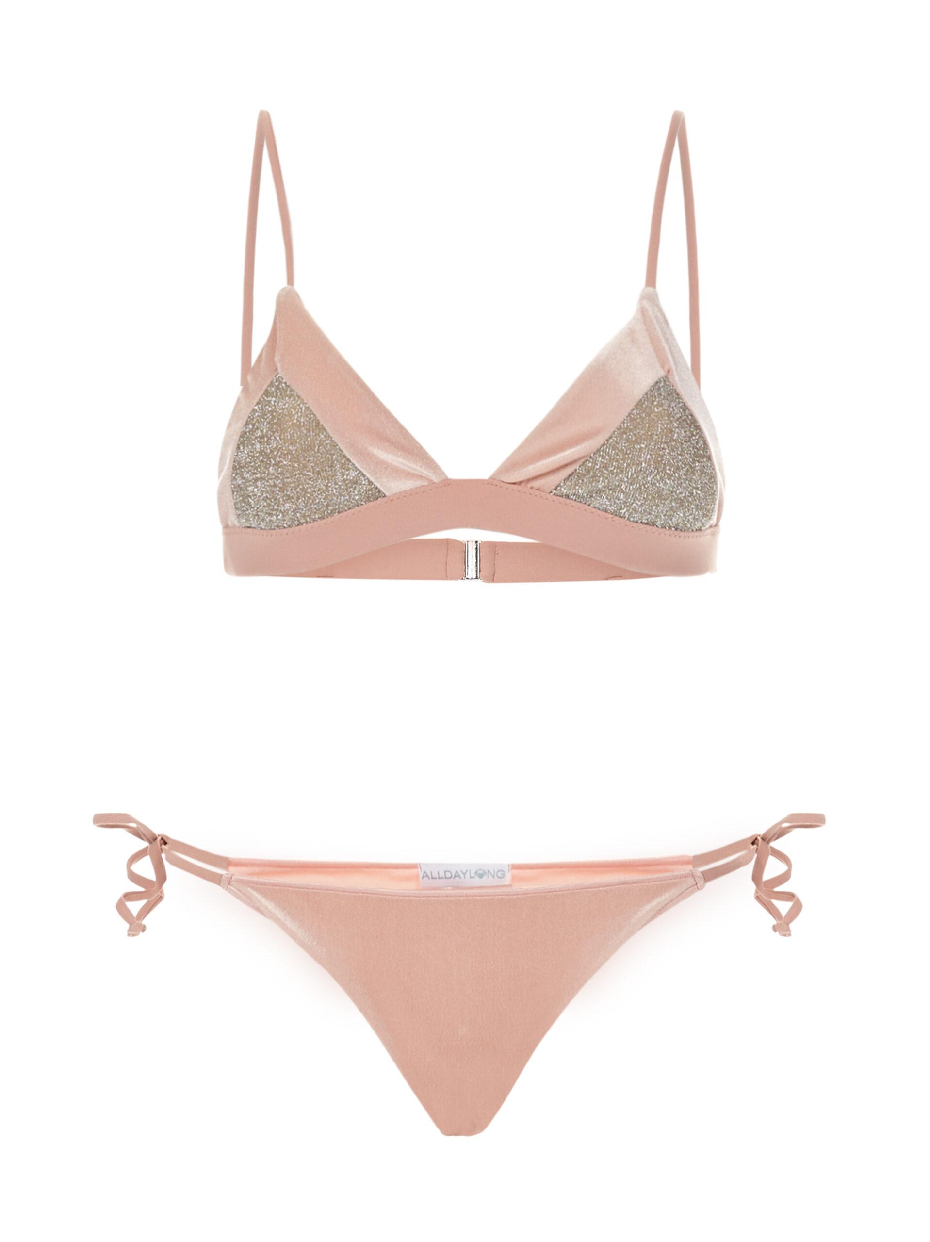 Sand velvet Bikini